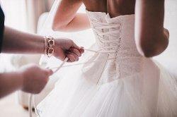 Brautmode Änderungsschneiderei