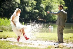 Brautmode Reinigung