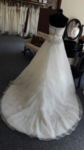 Glamour und Style Brautkleid