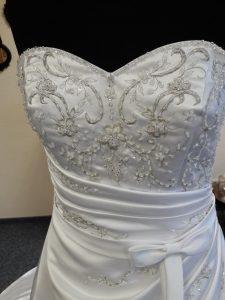 Das perfekte Brautkleid für Sie