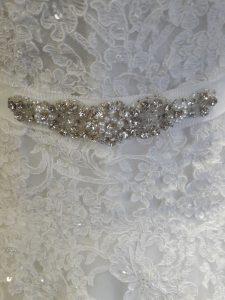 Hochwertige Brautmode