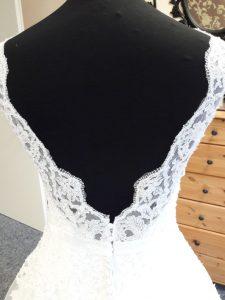 Brautmode in Leer