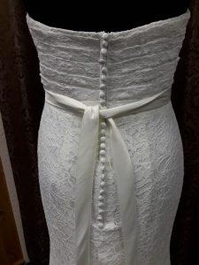 Das perfekte Brautkleid suchen