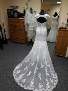 Romantik Brautkleid Mermaid Luxus